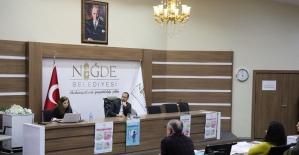 Niğde Belediye Başkanı Emrah Özdemir Sağlıklı Şehir Projesi sunumuna katıldı