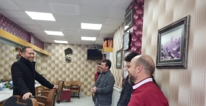 Niğde Belediye Başkanı Emrah Özdemir Yeni Haftaya Esnaf ziyaretleriyle başladı