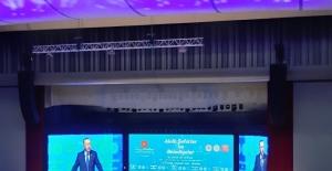 Rektör Prof. Dr. Erhan Tabakoğlu, Akıllı Şehirler ve Belediyeler Kongre ve Sergisi'ne katıldı