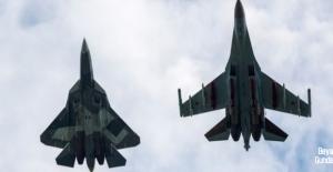 Rus savaş uçakları mülteci kampını vurdu