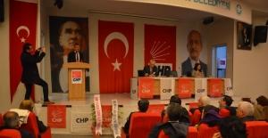 Şehzadeler CHP'de yeni başkan Gürtunca oldu