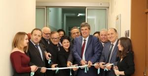 Trakya Üniversitesi Uluslararası Mirko Tos Kulak ve İşitme Merkezi açıldı