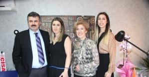 Zonguldak ve Devrek protokolü Mimarlık ofis açılışında bir araya geldi