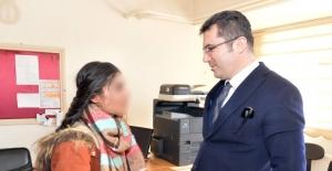 Kızları kaçırmak isteyen PKK'lı yakalandı