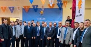 AK Parti Çiçekdağı ilçe kongresi yapıldı