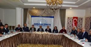 Ankara Zabıta Koordinasyon Kurulu'ndan yılın ilk toplantısı