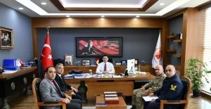 Artuklu'da trafik güvenliği masaya yatırıldı