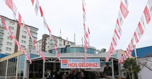 CHP Samsun İl Başkanlığında kongre...