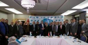 'DATÜB Türkiye Temsilcileri Buluşması' toplantısı Bursa'da yapıldı