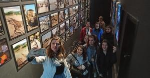 Deprem müzesi öğrencileri ağırlamaya...