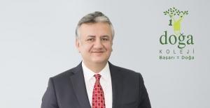 """Doğa Koleji Yönetim Kurulu Başkanı Serhat Özeren: """"Yüksek katılımın olması Doğa'ya olan güvendir"""""""