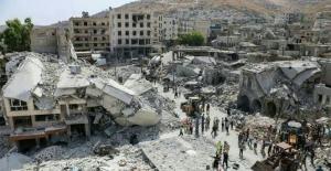 Esad çocukları katletmeye devam ediyor