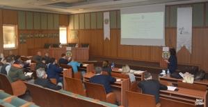 ETB personeline etkin yöntemler ile kurumsal kapasitenin geliştirilmesi eğitimleri verildi