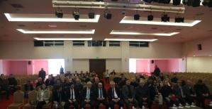 ETSO'dan müteahhitlerin sınıflandırılmasına ilişkin yeni mevzuatla ilgili toplantı