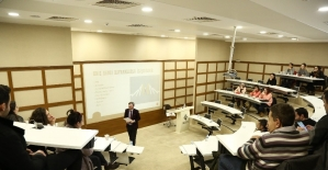HKÜ'de akademisyenlere yönelik eğitici eğitimi