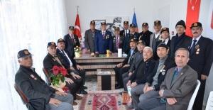 Kıbrıs Gazileri 46 yıl sonra Bozyazı'da buluştu