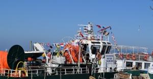 Temizlik gemisi Aliağa'da artık göreve hazır