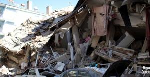 Van#039;da yine deprem felaketi!