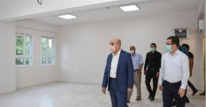 Adana'da 11 okul güçlendirildi