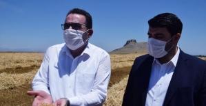 """AK Parti'li Doğru: """"Üreticilerimize desteğimiz artarak devam edecek"""""""