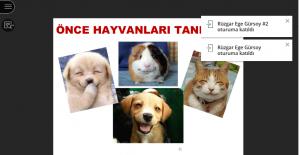 Ankara Üniversitesi Çocuk Bilim Merkezinde uzaktan eğitim dönemi