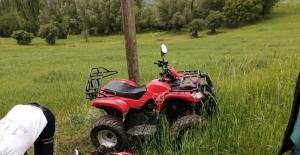 ATV ile kaza geçiren yaşlı adam hayatını kaybetti