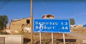 Gökçedere- Köse kara yolu ulaşıma açıldı
