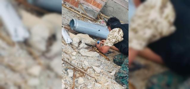 Hafter sivil katline devam ediyor