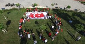İskenderun'dan Türkiye'ye bayram mesajı