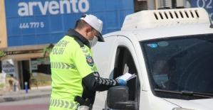 İzmir'de kısıtlama kurallarına uymayanlara 3 milyon lirayı aşkın ceza