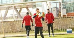 """Kayserispor kaptanı Silviu Lung: """"Çifte bayram yaşamak istiyoruz"""""""