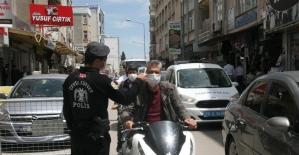 Kilis'te 2 bin 235 kişiye ceza yazıldı