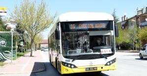 Konya'da sağlıkçılara ücretsiz ulaşım ve otopark hizmetinde süre uzatıldı