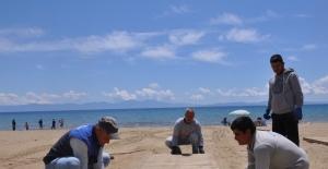 Menderes sahilleri hazır