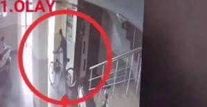 Önce güvenlik kameraları ardından polise yakalandılar