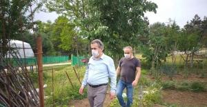 Orman Okulu ve Z Kütüphane projesi hayata geçirildi