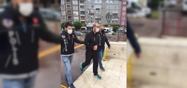Özel düzenek ile hint keneviri yetiştiren bir kişi tutuklandı