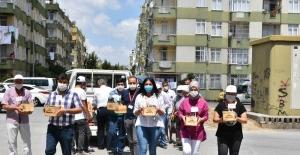 Tarsus Belediyesi'nden 'Emekten yemeğe' projesi