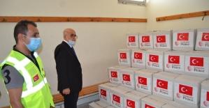 TİKA'dan Lübnan'da bin aileye Ramazan yardımı
