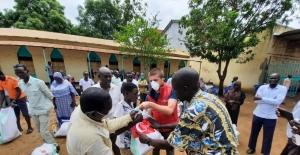 TİKA'dan Ramazan'da Güney Sudan'a gıda yardımı
