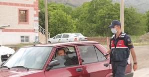 Tosya'da jandarmadan üst düzey tedbir