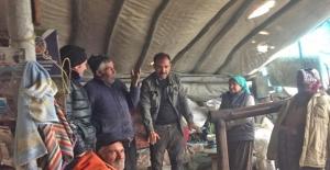 Yaylacıların yardımına Büyükşehir Belediyesi yetişti
