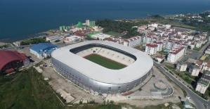 Yeni Ordu Stadı yıl sonunda açılıyor