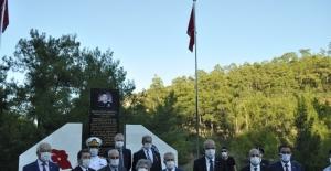 15 Temmuz şehidi için Anıt ve çeşme açılışı yapıldı