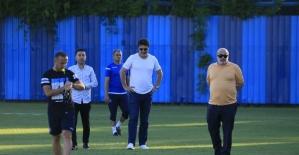 Adana Demirspor, Altay maçı hazırlıklarına devam ediyor
