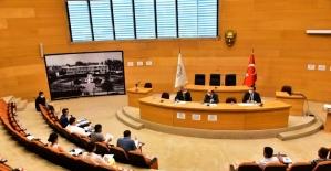 Akhisar Zeytin İhtisas OSB Müteşebbis Heyeti toplandı