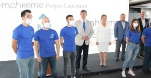 BAU, e-mahkeme projesinin tanıtımını gerçekleştirdi