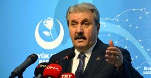 BBP Lideri Destici: Zincirler kırıldı, Ayasofya ibadete açıldı