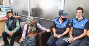 Beyşehir'de zabıtadan dilenci operasyonu