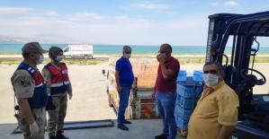 Bitlis'te salgın tedbirlerine uymayanlara para cezası